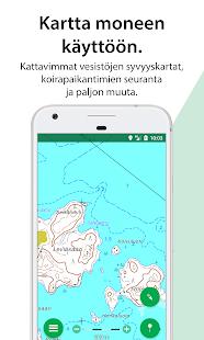 Karttaselain - Maastokartta - náhled