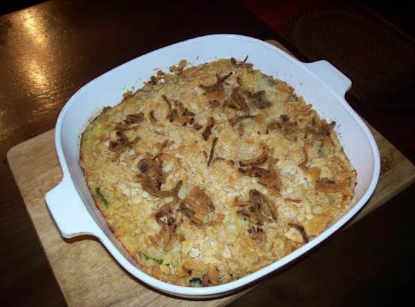 Zuchinni Casserole Recipe