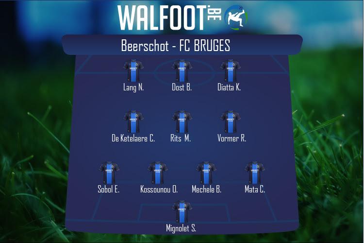 FC Bruges (Beerschot - FC Bruges)