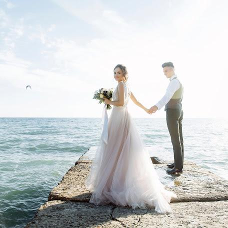 Wedding photographer Svetlana Vydrina (vydrina). Photo of 14.01.2018