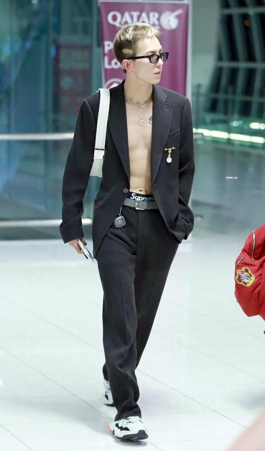 WINNER Mino Shirtless
