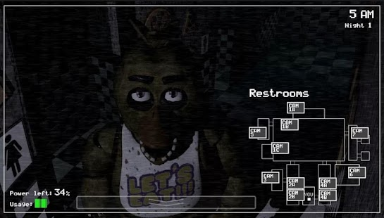 Cheats Five Nights at Freddy's - náhled