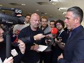 En cas d'échec avec Kompany, Anderlecht avait d'autres pistes pour le poste de T1 dont celle du coach de Charleroi Felice Mazzù
