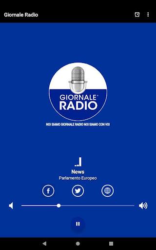 Giornale Radio screenshot 7