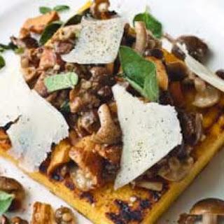 Sliced Polenta Recipes