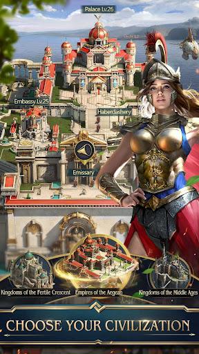 War Eternal - Epic Kingdoms androidiapk screenshots 1