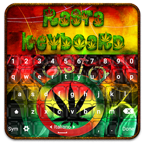 Rasta Keyboard for PC