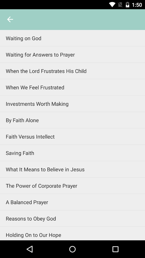 In Touch Ministries- screenshot