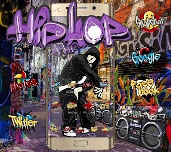 Graffiti Hip Hop Theme 1