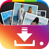 Downloader per Instagram icon