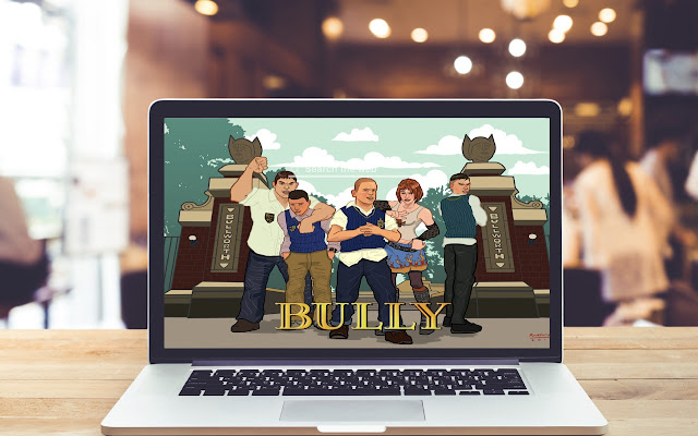 Bully HD Wallpapers Game Theme