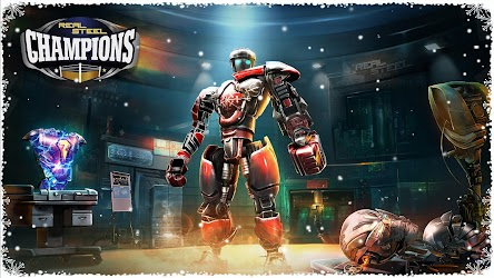 Real Steel Boxing Champions MOD Apk 1.0.448 1