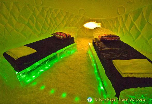 Photo: Kirkenes Ice Hotel, Norway