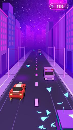 Dancing Car: Tap Tap EDM Music screenshots 1