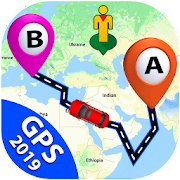 Live GPS Route Finder Navigation : Route Tracker