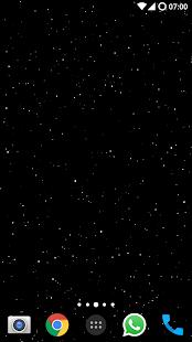 Star Live Wallpaper - náhled