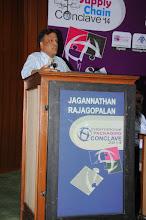 Photo: Jagannathan Rajagopalan, Managing Director - South Asia & North America, Pesmel