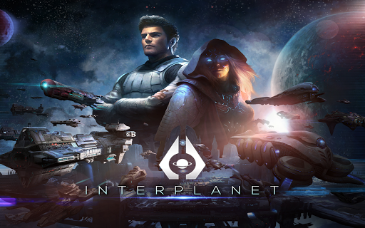 INTERPLANET - screenshot