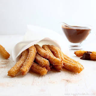 Homemade Churros.