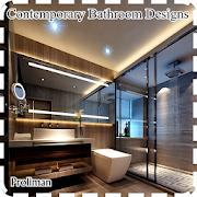 Contemporary Bathroom Designs icon