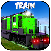 Cargo Train Drive Simulator 3D