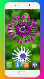 Download Purple Flower Wallpaper For PC Windows and Mac apk screenshot 5