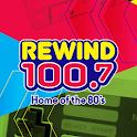 Rewind 100.7