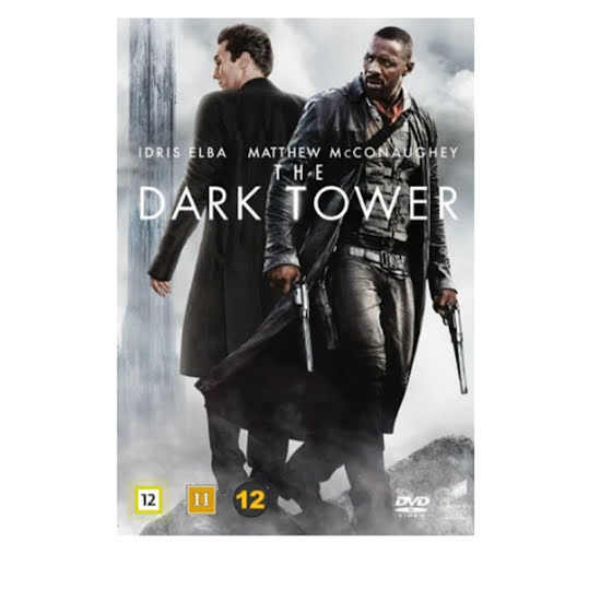 The Dark Tower DVD