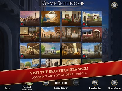 Istanbul: Digital Edition Screenshot