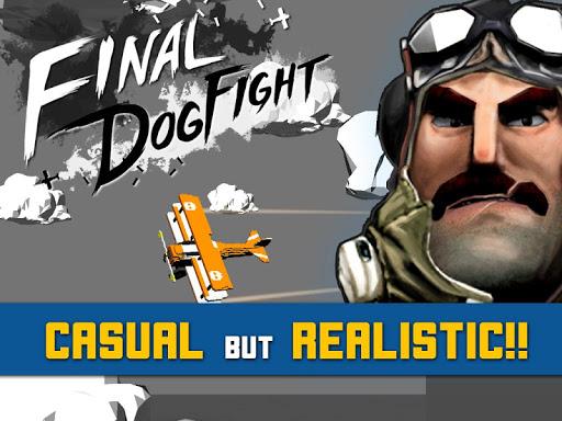 Final Dogfight  captures d'u00e9cran 1