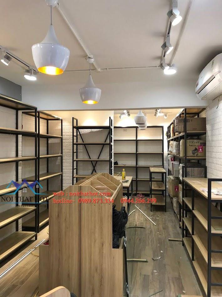 thiết kế cửa hàng tiện ích 9