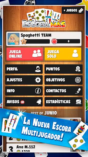 Escoba Mu00e1s - Juegos Sociales modavailable screenshots 2