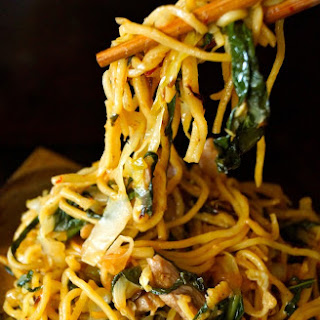 Chinese Noodle Seasoning Recipes.