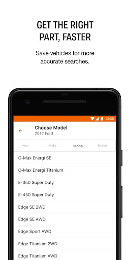 AutoZone for Android screenshot 3