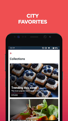Zomato - Restaurant Finder and Food Delivery App 12.2.9 screenshots 4