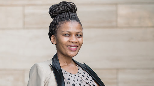 Sonwabise Sebata, acting chairperson of the South African Women in ICT Forum board.