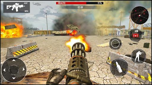 World War WW2 Machine Gun Shooter: Shooting Games  screenshots 4
