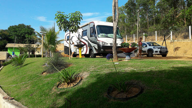 Camping Rancho Malutra – Capitólio - MG 3