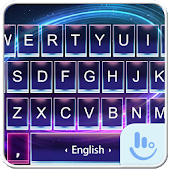 Star Ring Free Keyboard Theme
