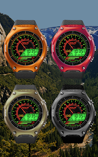 V04 WatchFace for Android Wear- screenshot thumbnail
