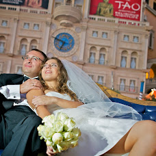 Wedding photographer Sasha Cher (ShooterS). Photo of 06.10.2014