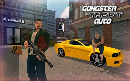 Gangster Theft Auto 2018 - náhled