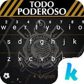 Corinthians Official keyboard theme