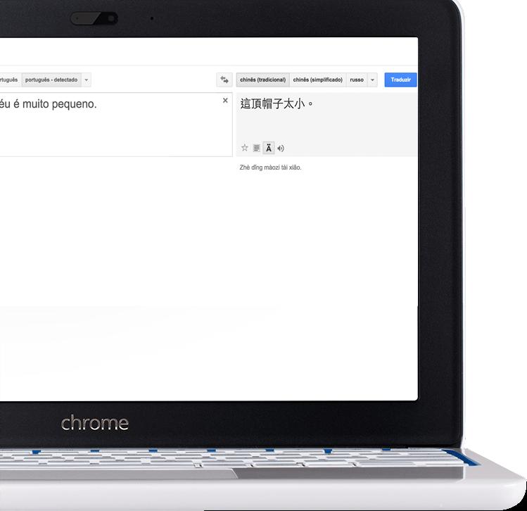 App do Google Tradutor