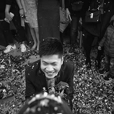 Wedding photographer Moana Wu (MoanaWu). Photo of 07.12.2017