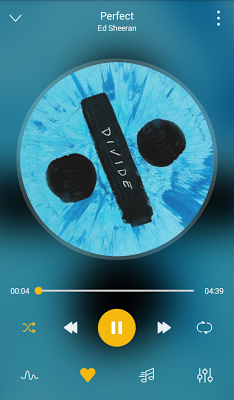 GO Music Player Plus -Free Music,Themes,MP3 Player - screenshot