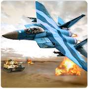 Fighter Jet Tanks Strike War