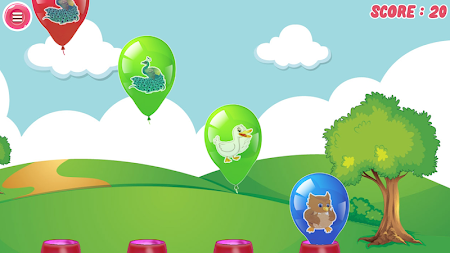 Pop the Bubbles – Kids English Learning Game APK screenshot thumbnail 3