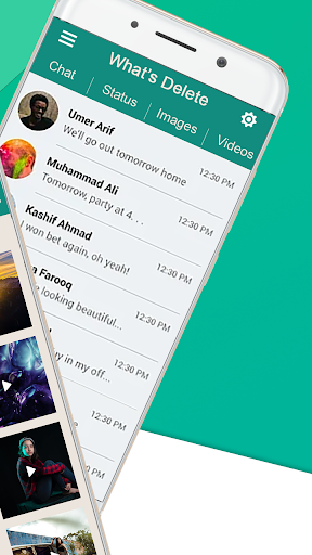 Whats-Delete PRO: View Deleted Chat & Status Saver 1.3 screenshots 2