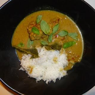 15 Minute Red Massaman Pork Curry